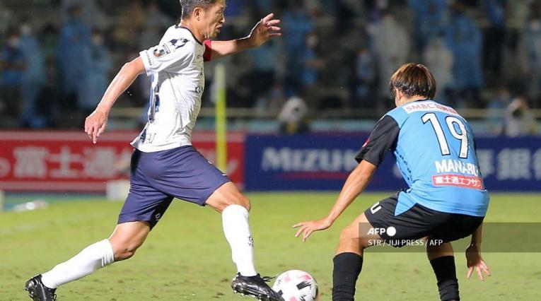 Kazuyoshi Miura, futbolista japonés