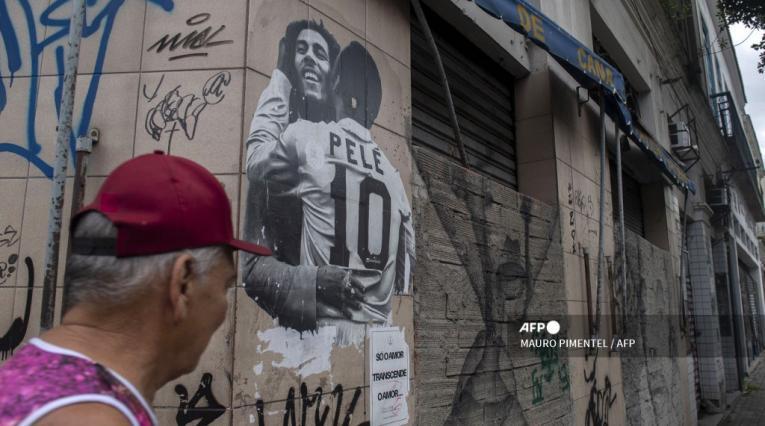 Pelé, calles de Brasil