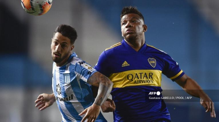 Frank Fabra, futbolista colombiano en Boca Juniors