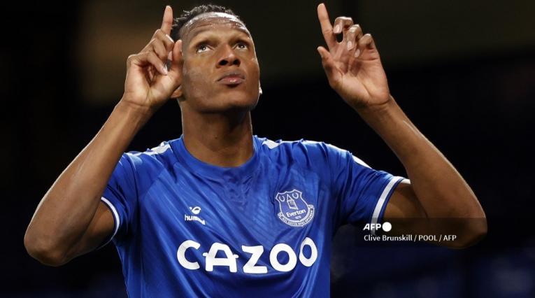 Yerry Mina - Everton