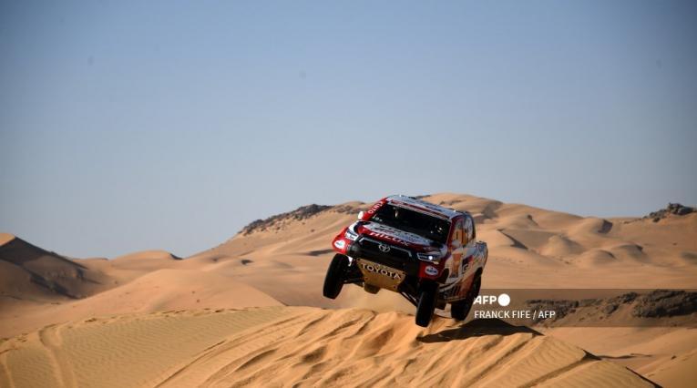 Giniel de Villiers - Rally Dakar