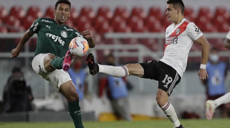 Palmeiras vs River Plate, Copa Libertadores