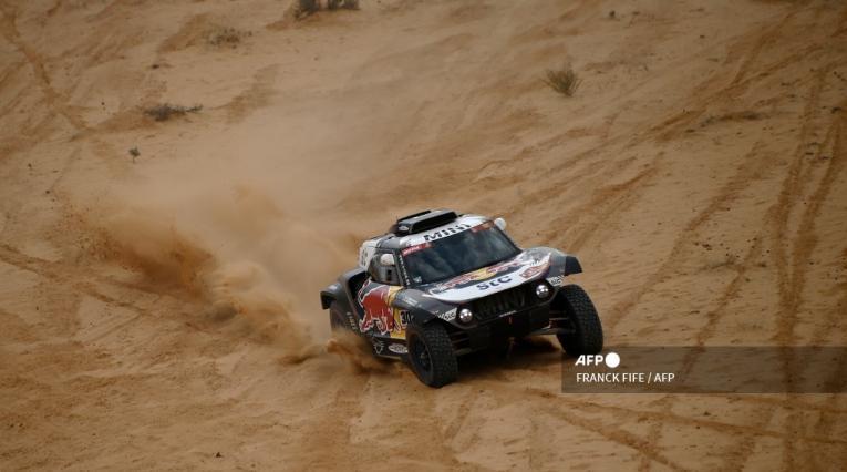 Stephane Peterhansel - Rally Dakar 2021