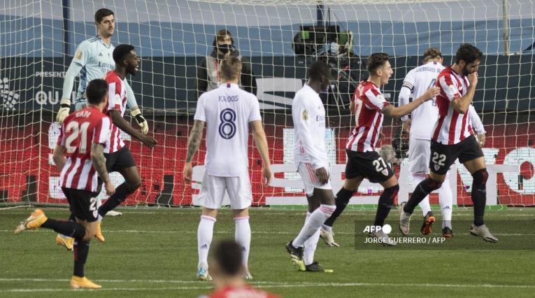 Athletic de Bilbao vs Real Madrid - Supercopa de España