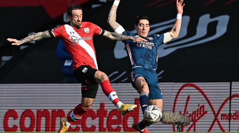 Arsenal vs Southampton, FA Cup