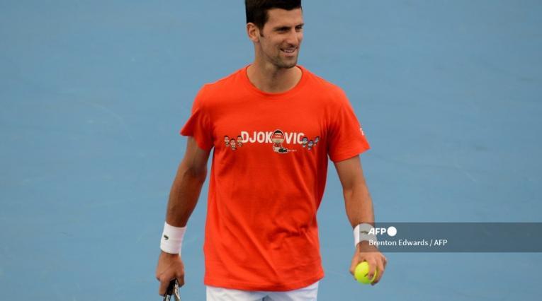 Djokovic, 2021