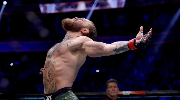 Conor McGregor, UFC