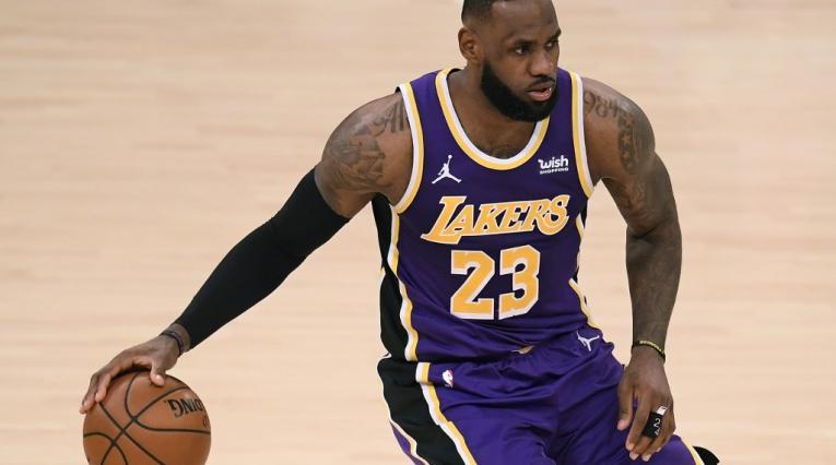 Lakers, Lebron James