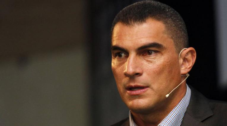 Faryd Mondragón, ex arquero colombiano y directivo de Independiente