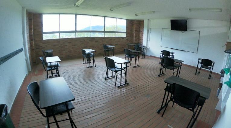 Colegios en Bogotá