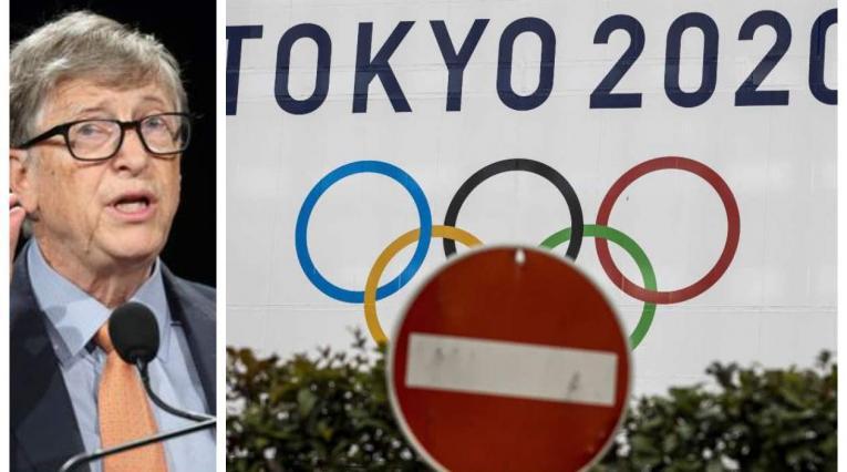 Billa Gates y Juegos Olímpicos