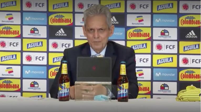 Reinaldo Rueda, presentación oficial