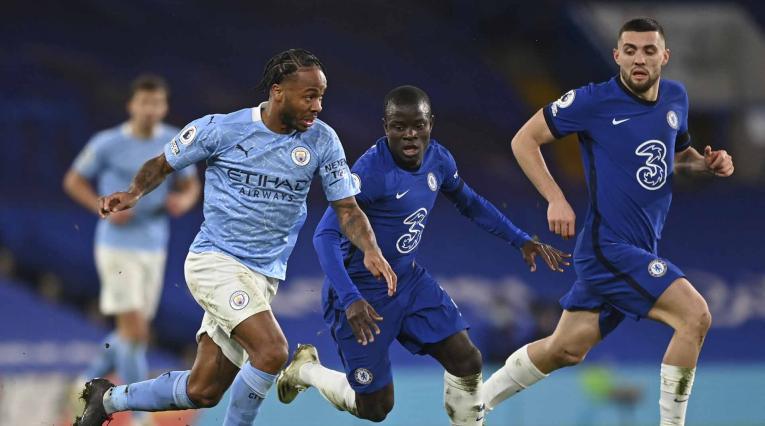 Manchester City vs Chelsea, Premier League