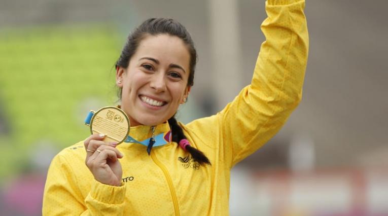 Mariana Pajón, Juegos Olímpicos