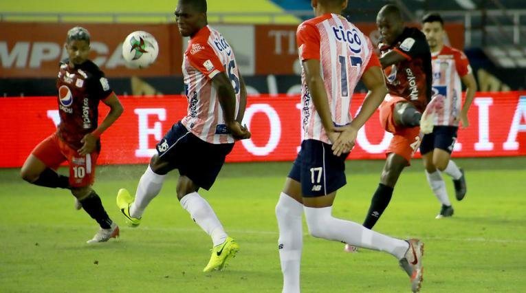 Junior vs América, Liga Betplay