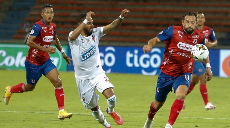 Medellín vs Patriotas, Liga Betplay
