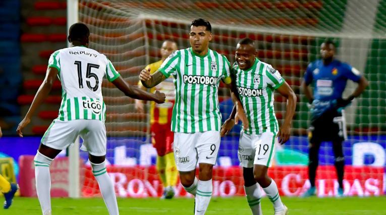 Atlético Nacional, Jefferson Duque