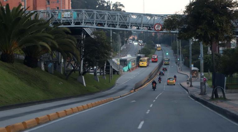 Nueva cuarentena por localidades en Bogotá. Coronavirus en Bogotá