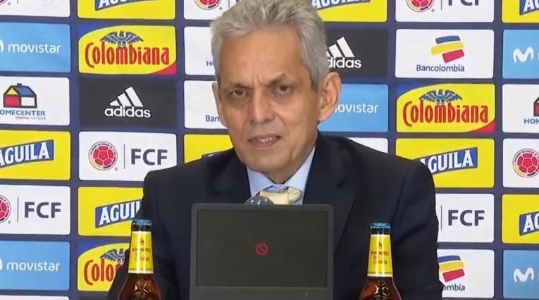 Reinaldo Rueda, nuevo técnico de Colombia