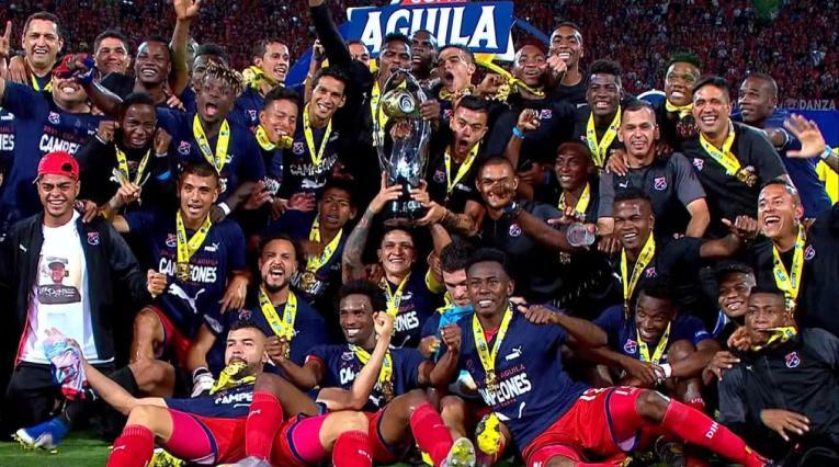 Copa Betplay - Medellín