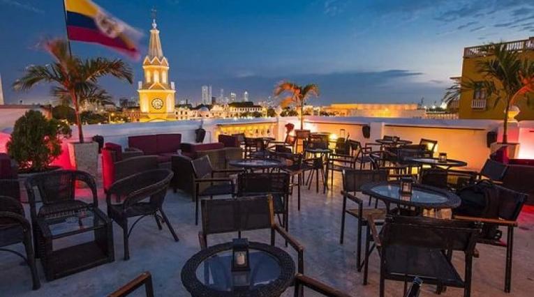 Bar en Cartagena