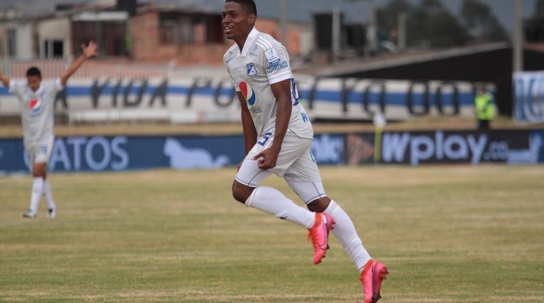 Emerson Rodríguez, Millonarios 2021