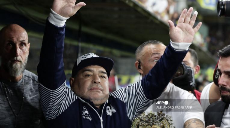 Diego Maradona - Gimnasia