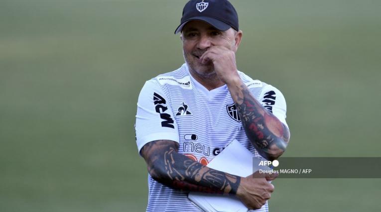 Jorge Sampaoli, DT Atlético Mineiro
