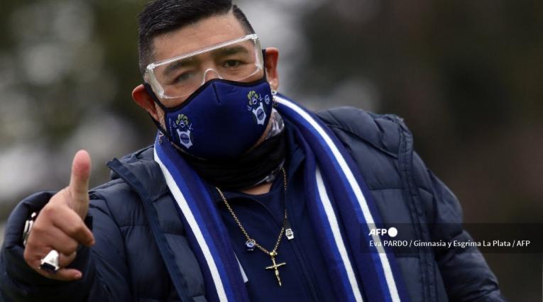 Diego Maradona - Gimnasia de La Plata