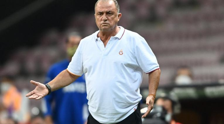 Fatih Terim, Galatasaray
