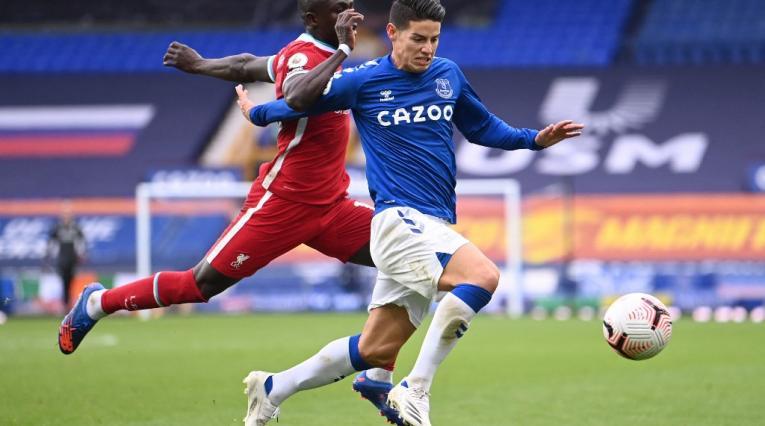 Liverpool vs Everton, Premier League