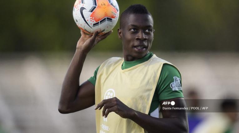 Helibelton Palacios, futbolista colombiano