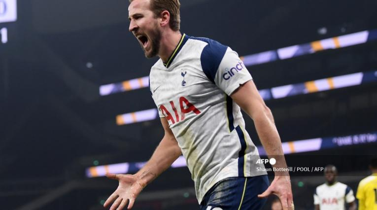 Harry Kane, Tottenham 2021