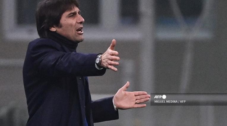 Antonio Conte, DT de Inter de Milán 2021