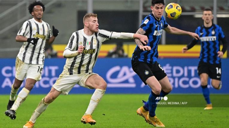 Inter vs Juventus, 2021