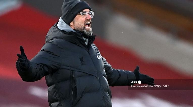 Jurgen Klopp, técnico de Liverpool