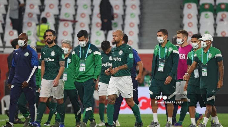 Palmeiras 2021, Mundial de Clubes