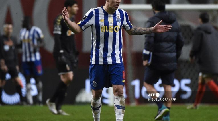 Mateus Uribe - Porto