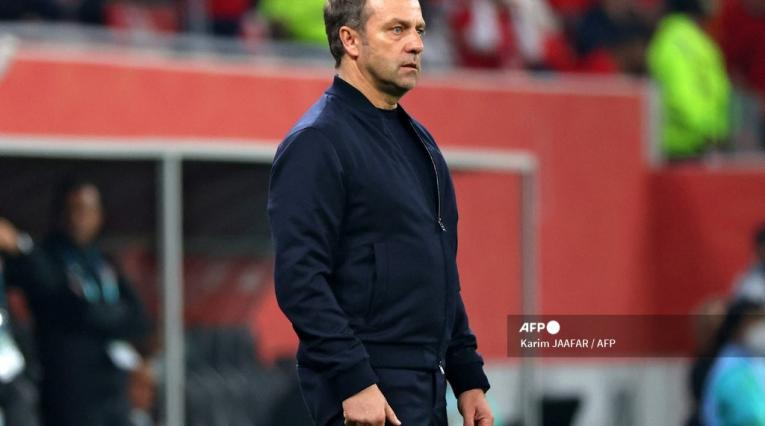 Hansi Flick, técnico del Bayern Munich
