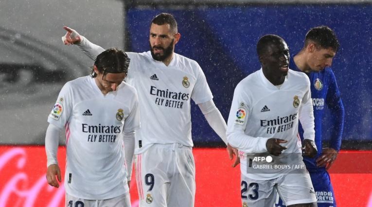 Real Madrid 2021