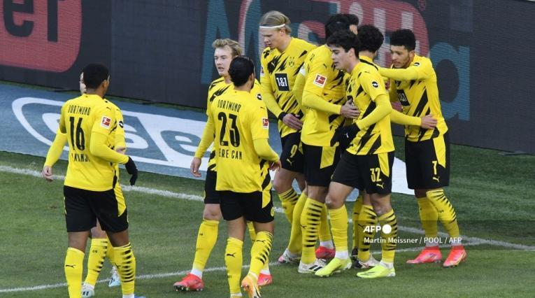 Borussia Dortmund, 2021