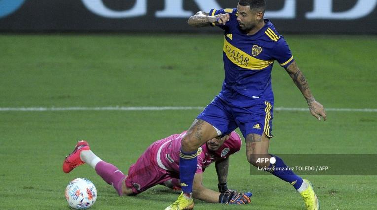 Edwin Cardona, Boca Juniors 2021