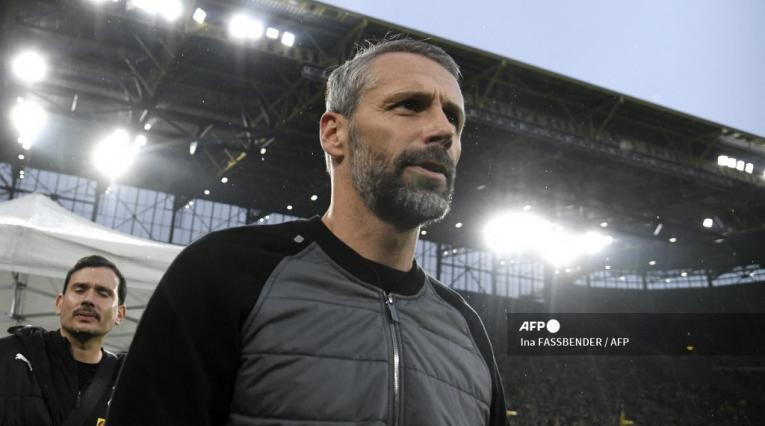 Marco Rose, próximo técnico del Borussia Dortmund