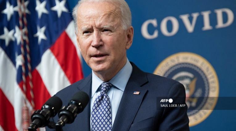 Joe Biden, Estados Unidos