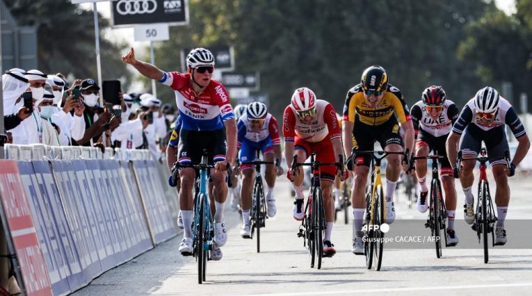 Mathieu van der Poel, UAE Tour