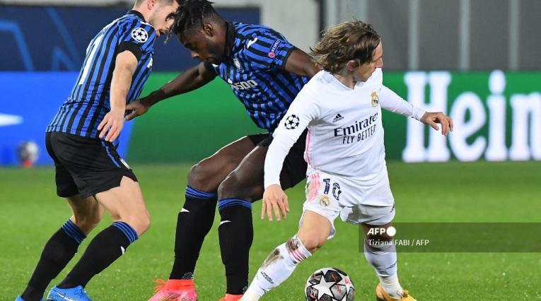 Atalanta vs Real Madrid - Champions League