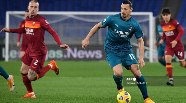 AC Milan 2021, Zlatan