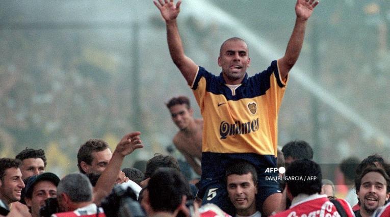 Mauricio 'Chicho' Serna, Boca Juniors