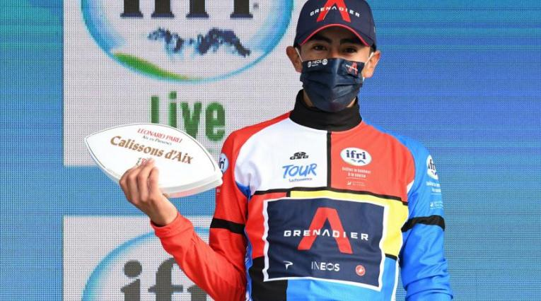 Iván Ramiro Sosa, campeón del Tour de la Provence