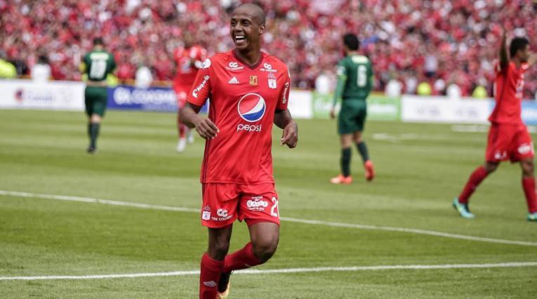 Jeisson Lucumí, jugador de América